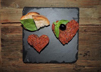 Tartare italienne