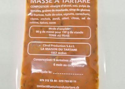 Sauce 90gr